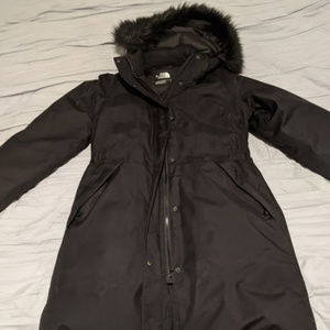 The North Face Women's Arctic Parka Black Small